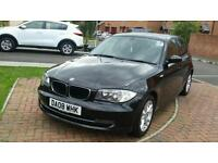 Bmw 1 series 118 d se 2008 5 doors
