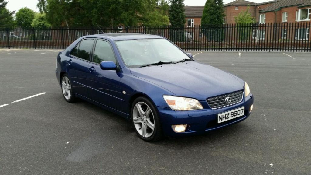 Lexus Is200 Sport In Sydenham Belfast Gumtree