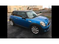 Mini Cooper S, 1.6 Turbo, 3 Door, High Spec