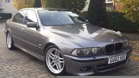 2002 BMW E39 530d Sport Saloon Facelift