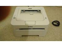 Brother printer HL2130 b/w laser