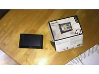 garmin nuvi 42 sat nav with uk and roi maps /comes in box with extras/ cash or swaps