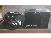 Animal Motocross Helmet size m 57-58cm Brand new with box and cover