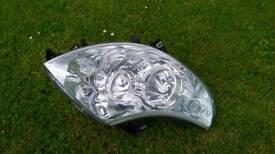 Fiat Ducato or Peugeot boxer head light