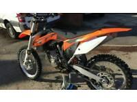Ktm 450 sxf 2013 sale swap Px