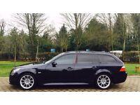 2009 BMW E61 520d M Sport Business Edition Touring Auto MSPORT LCI