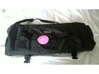 DE LUXE DRUM ROLL HARDWARE BAG 6 POCKETS (NEW)