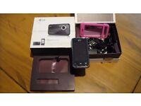 LG KC910 Renoir - Boxed With Accessories - Unlocked