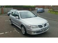 2002 nissan almera 1.6 sport with service history excellent drive
