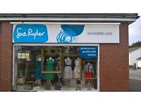 VOLUNTEERS WANTED AT SUE RYDER CARDIFF