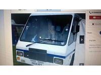 camper bus / catering van 1500 ono