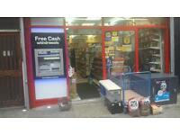 REDUCED TO SELL SHOP FOR SALE NEWSAGENT OFFLICENCE