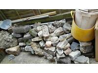 Free rubble/brick/hard-core