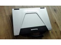 Panasonic rugged Toughbook Cf-52 diagnostic