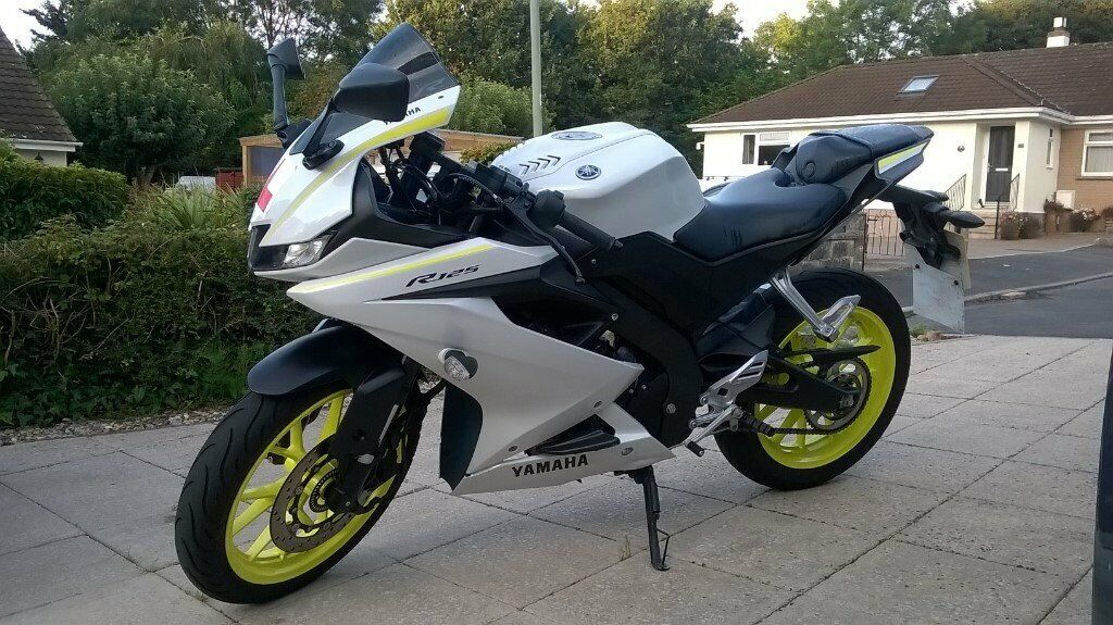 2019 Yamaha Yzf R125 Learner Legal Used Extras Please Read Description Carefully Photos To Come In Kingsteignton Devon Gumtree