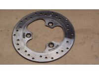 sym joyride 125 rear brake disc