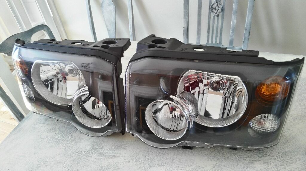 Land Rover Discovery 2 Ii Td5 Facelift Headlight Lamps In Stenhouse Edinburgh Gumtree