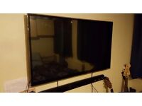 """LG 47"""" 3D LED 1080p HD TV with 3 pairs of 3D glasses"""