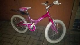 2 Girls Bikes for sale