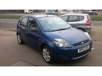 FORD FIESTA STYLE 57 PLATE(2007)1.2-LOW MILEAGE