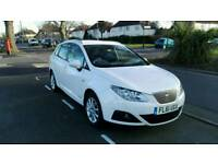 2011 SEAT Ibiza 1.2 TDI ecomotive stop start very economical free road tax