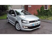 Volkswagen Polo 1.2 TDI bluemotion tech 2011 px welcone