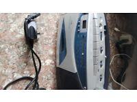 roberts radio /cassette