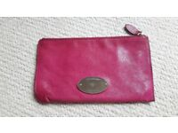 Pink Mulberry pouch/coin purse