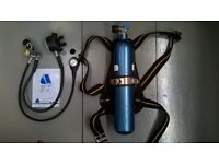 dive gear, lightweight dive gear