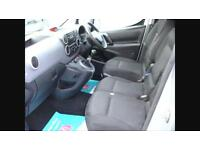 Peugeot partner Citroen berlingo 3 seats