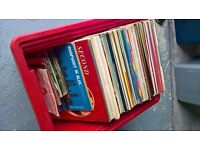 "Job Lot of Vinyl Records, LP's and 7"" - Easy Listening, Jazz, Pop, Musicals, Classical - Need Gone"