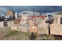 Wood & Timber Plywood Crates - Timber, Plywood, Wood **ONLY 3 LEFT!!!**