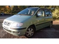 2004 HYUNDAI MATRIX GSI 1.6 PETROL. LONG MOT USEFUL MPV