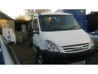 2008 Iveco Chassis Cab mwb(3.5 m)