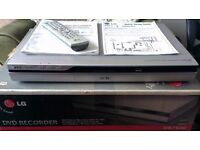 LG DR7800 DVD Recorder (Boxed)(Ad will be removed when sold)