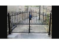 Gates and railings made to order