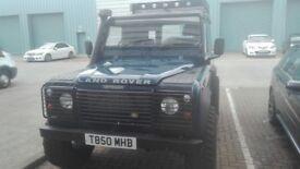 Landrover defender 90 td5.swap px Range Rover wrangler jeep