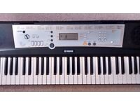 Yamaha E203 electric keyboard