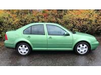 CHEAP VOLKSWAGEN BORA 1.6 (2001) long mot