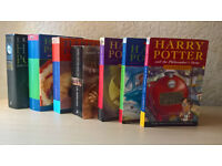 Harry Potter: A Complete Set of Harry Potter Books, J K Rowling, Bloomsbury [7 Books]
