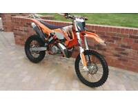 KTM 250 Exc 2015 (0 hours)