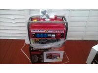 Petrol generator 220v/380v 3phase 8500w 8.5kva brand new and unused still boxed, can deliver.