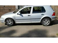 vw golf 4 1.6 sr for spares or repair