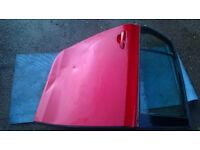 Driver's Side Rear Door for Golf Mk 6 (damaged)