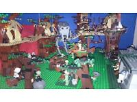 Lego Star Wars Ultimate Collectors Series Ewok Village, Endor Base, Ewok Attack sets plus more