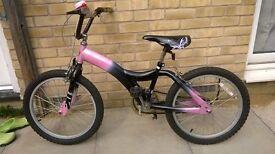 """Girls Bike, 20"""" Wheels"""