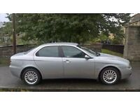 Alfa Romeo 156 1.9 2005 (55) DIESEL **Full Years MOT**Stunning Alfa**Only £1595**
