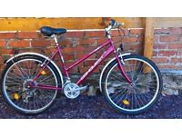 Ladies Conquest Town Bike - full working order