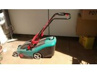 BOSCH LAWN MOWER Rotak 36 1400W. GREAT WORKING CONDITION. £40 ONLY!