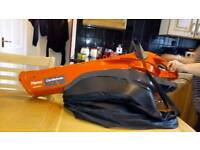 Elextric flymo blower hoover